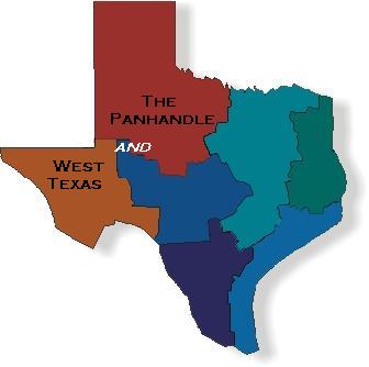 The Panhandle and West Texas